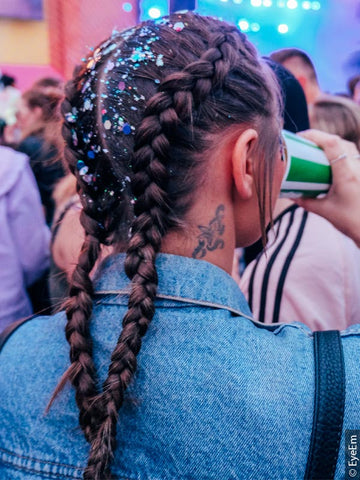 The 5 Best Festival Hairstyles Latelierbrunette