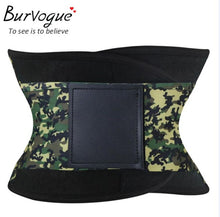 Load image into Gallery viewer, Burvogue Hot Shapers Women Body Shaper Slimming Shaper Belt Girdles Firm Control Waist Trainer Cincher Plus size S-3XL Shapewear