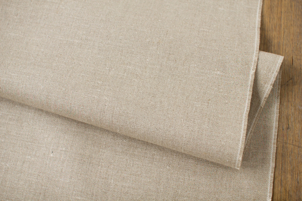 50cm of Flax 100% Eco-linen Upholstery