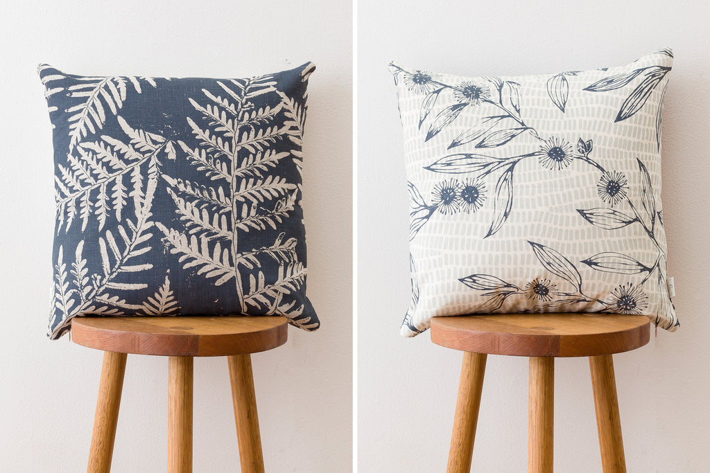 Cushion - Bracken & Hakea