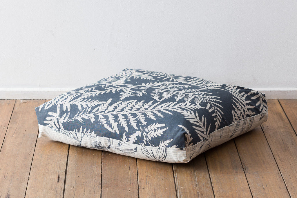 Floor Cushion - Bracken & Hakea