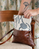 Foldover Bag - Spotted Quoll
