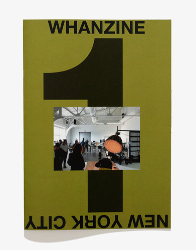 Whanzine 1, New York City