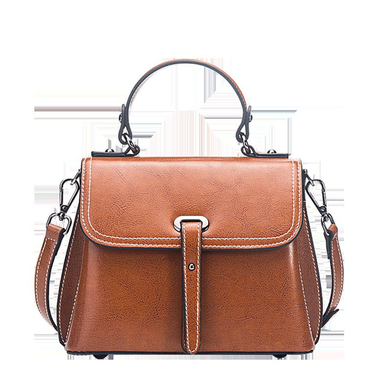 Retro Shoulder Portable Bags