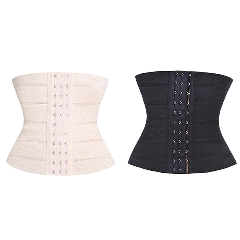 "21cm Postpartum Belt Women Waist Slim Body Shaper  ""Breathable"""