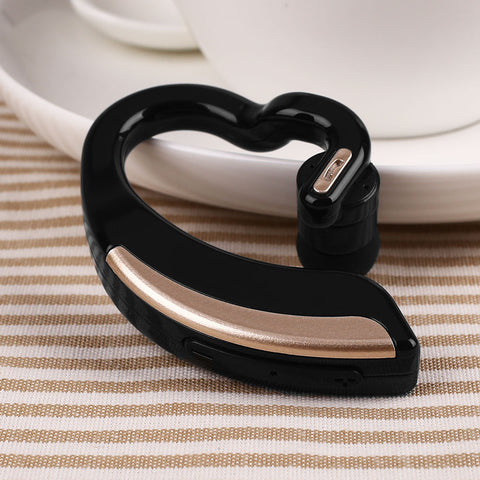 Bluetooth 4.0 Stereo In-Ear HandsFree Sport Headset Headphone For Mobile Phone