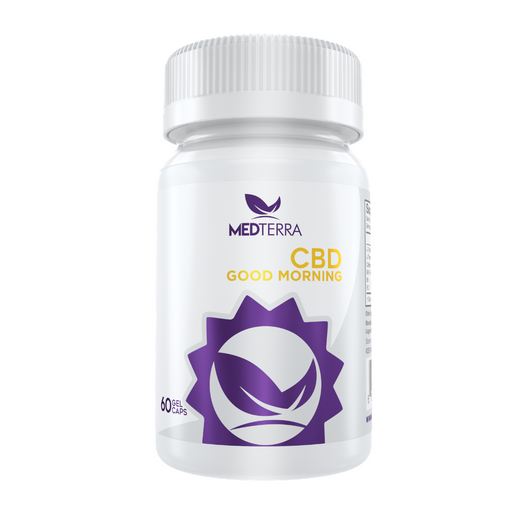 Medterra Good Morning Capsules - CBD Discount Shop