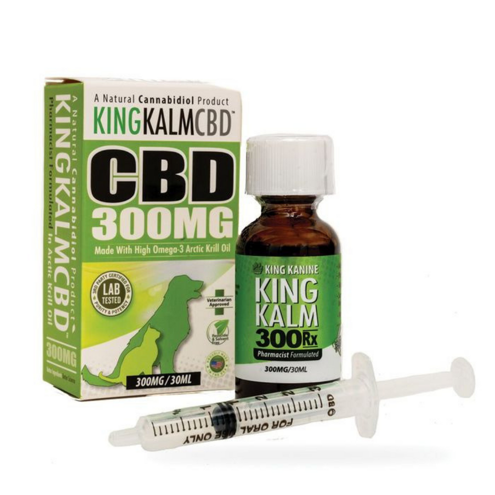 Green Roads World KingKalm Pet CBD 300Mg - CBD Discount Shop