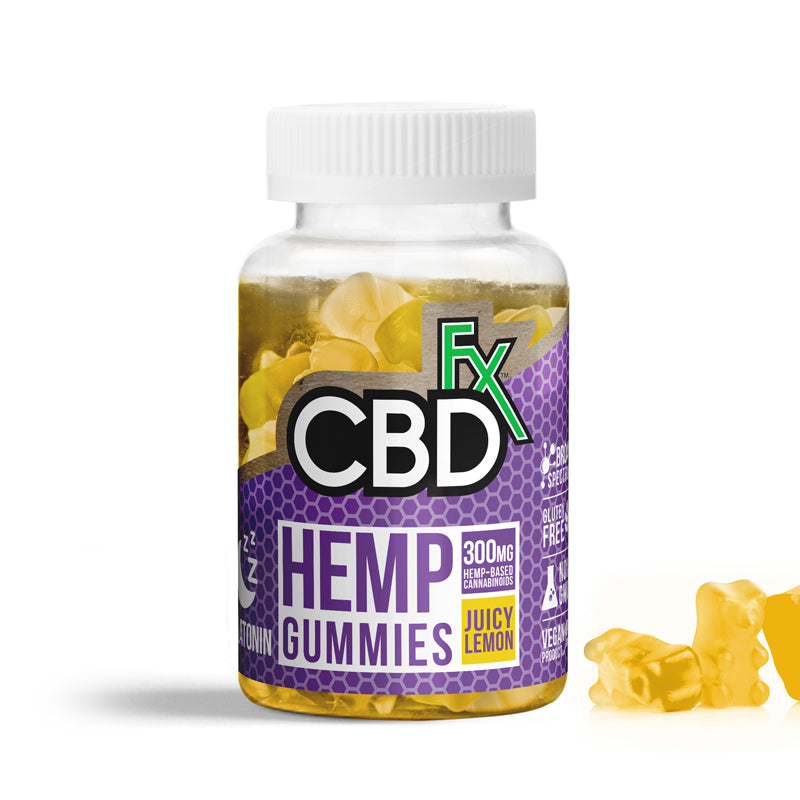 CBDFx CBD Melatonin Gummies