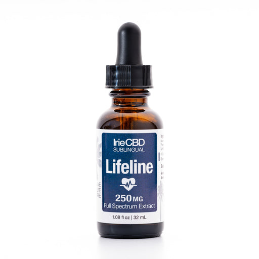 IrieCBD: Lifeline | 250mg to 1000mg