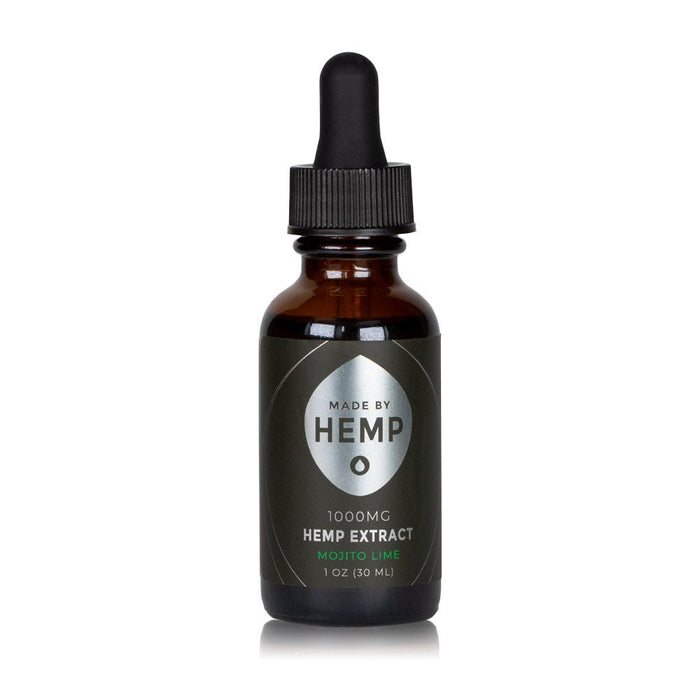 Made by Hemp Tincture - 1000mg - CBD Discount Shop