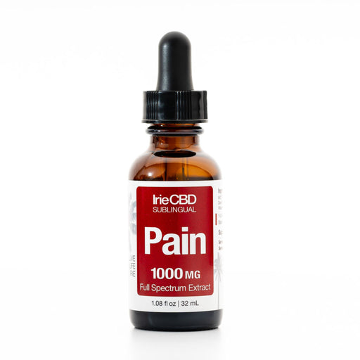 IrieCBD: Pain | 500mg to 1000mg