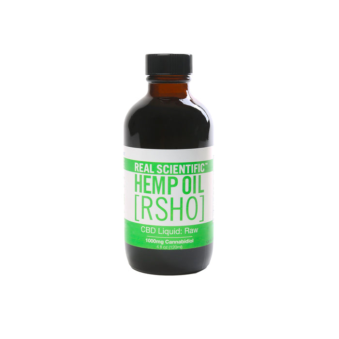 RSHO Green Label CBD Liquid | 1000MG CBD