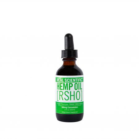 RSHO GREEN LABEL CBD OIL TINCTURE | 500MG