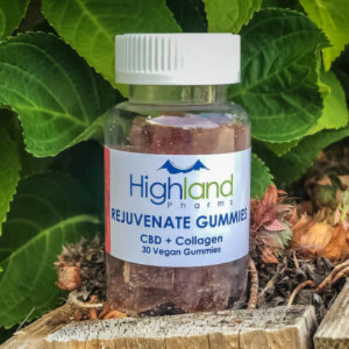 Rejuvenate CBD Gummies with Collagen