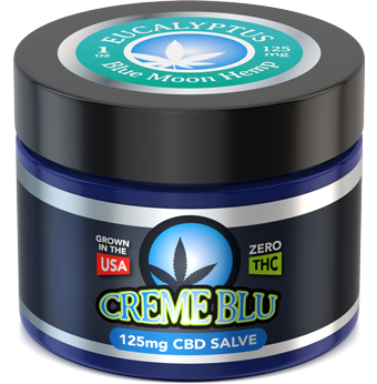 Blue Moon CBD Salve - 3 Scents - CBD Discount Shop