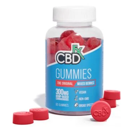 CBDFx CBD Gummy Bears | 300mg
