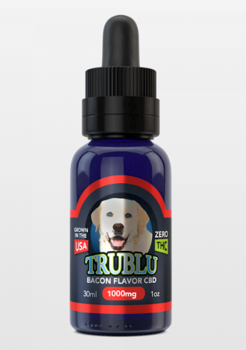 Blue Moon Tru Blu Bacon | Dog Tincture