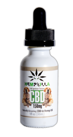 Hempzilla CBD For Pets