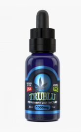Blue Moon Tru Blu CBD Tincture | Peppermint