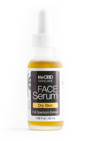IrieCBD Oil Face Serum for Dry Skin