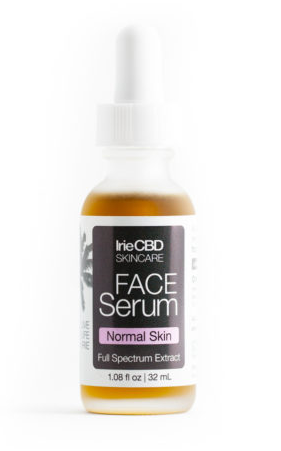 IrieCBD Oil Face Serum for Normal Skin