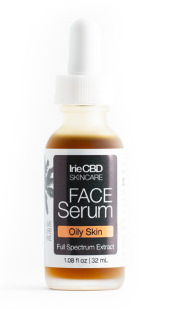 IrieCBD Oil Face Serum for Oily Skin
