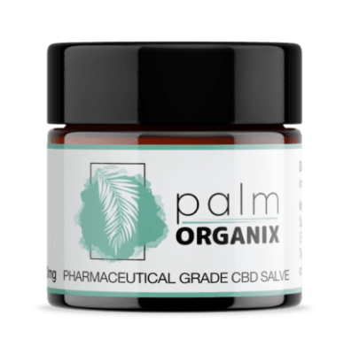 Palm Organix CBD Salve | 500mg