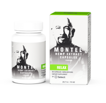Relax – Montel by Select Capsules – 50mg each