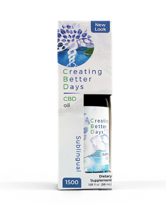 Nano-CBD Sublingual Oil | 1500mg