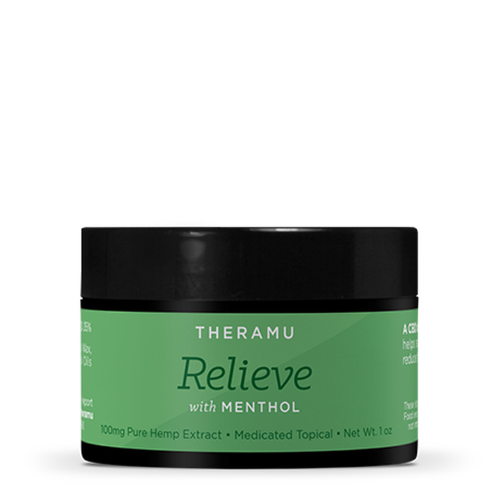 Theramu Relieve with Menthol