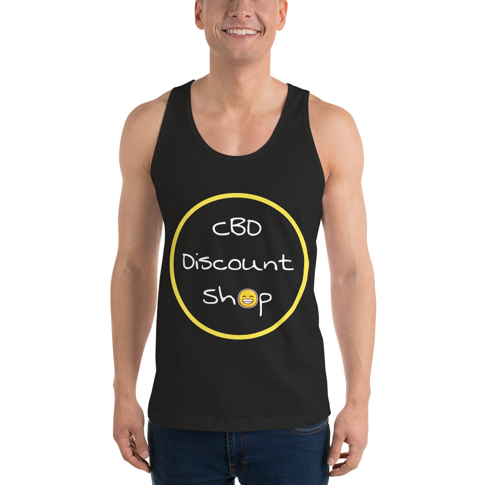 CBD Discount shop Tank Top Unisex