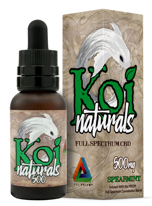 KOI Natural CBD Spearmint