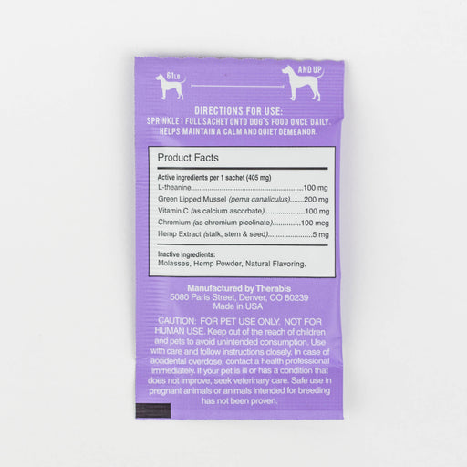 Therabis – Hemp for Pets (Calm and Quiet) - CBD Discount Shop