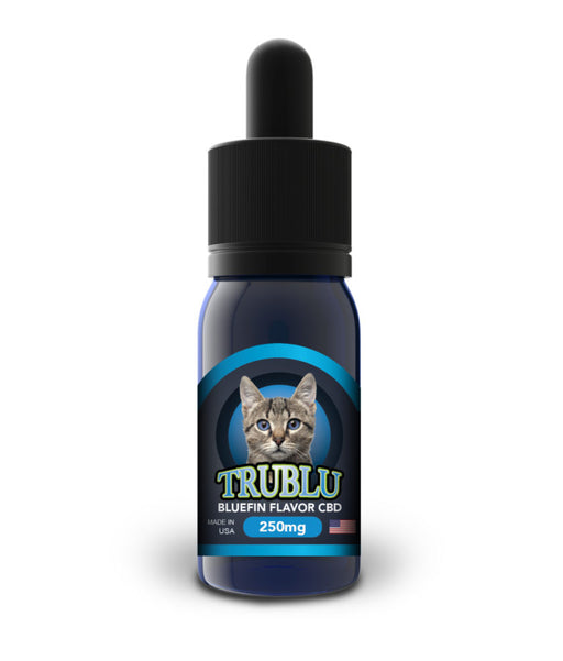 Blue Moon TRU BLU TUNA – CBD CAT TINCTURE 250MG - CBD Discount Shop
