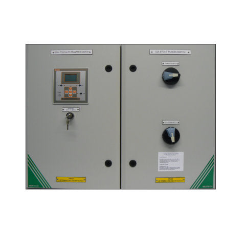 Life Safety Auto Transfer Switch - Class CC - 4 Pole Using Contactors