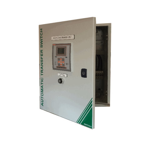 Premium Auto Transfer Switch - Class CC - 4 Pole Using Contactors