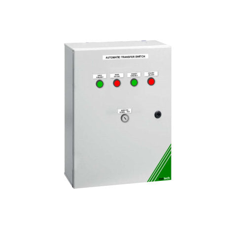 Standard Auto Transfer Switch - Class CC - 4 Pole Using Contactors