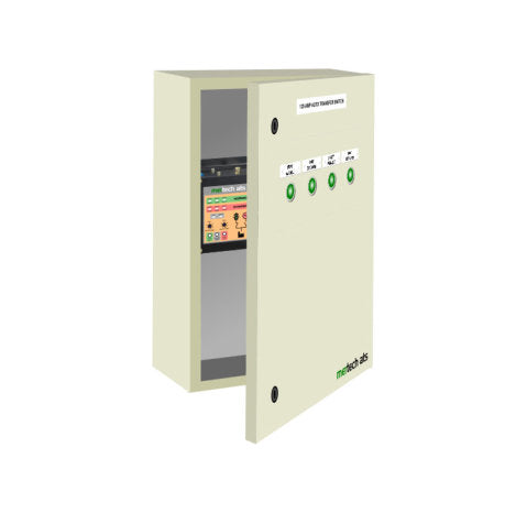 Standard Auto Transfer Switch - Class PC - 4 Pole Using Motorised Switch