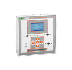 Life Safety Auto Transfer Switch - Class CC - 4 Pole