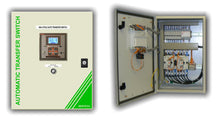 Load image into Gallery viewer, Premium Auto Transfer Switch - Class CC - 4 Pole Using Contactors