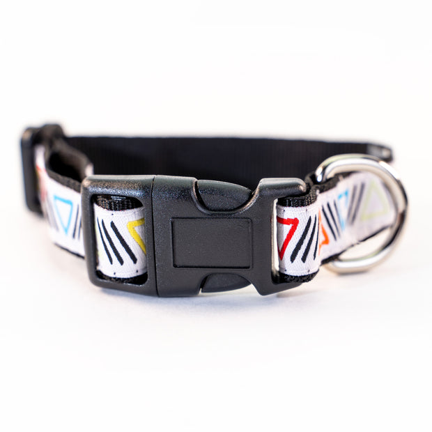 Shaggy Friends Dog Collar