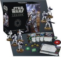 Star Wars: Legion: Stormtroopers Unit Exp