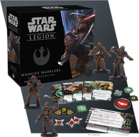 Star Wars: Legion: Wookiee Warriors Unit Expansion
