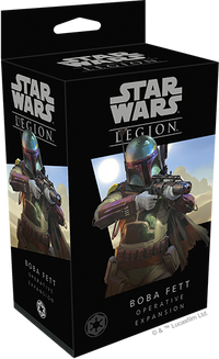 Star Wars: Legion: Boba Fett Operative Expansion