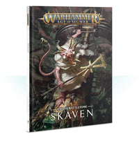 BATTLETOME: SKAVEN (HB) (ENGLISH)