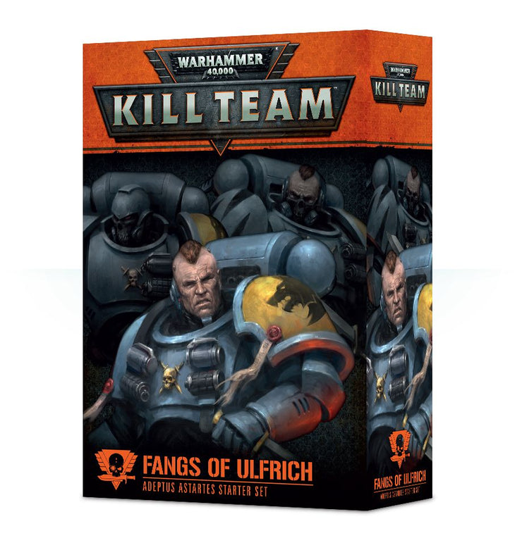 KILL TEAM: FANGS OF ULFRICH Space Wolves Starter Set