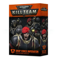 KILL TEAM: DROP FORCE IMPERATOR Astra Militarum Starter Set