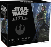 Star Wars: Legion: Rebel Commandos Unit Expansion