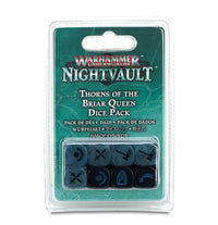 WARHAMMER UNDERWORLDS: THORNS OF THE BRIAR QUEEN DICE